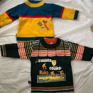 Other - Two new baby boy sweater new